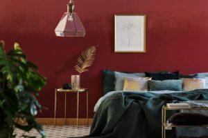 3.-Hanging-bedside-lamps